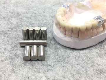 Dental Casting Nickel Chromium Alloy Low Coefficient Of Expansion 8.5g/cc Density